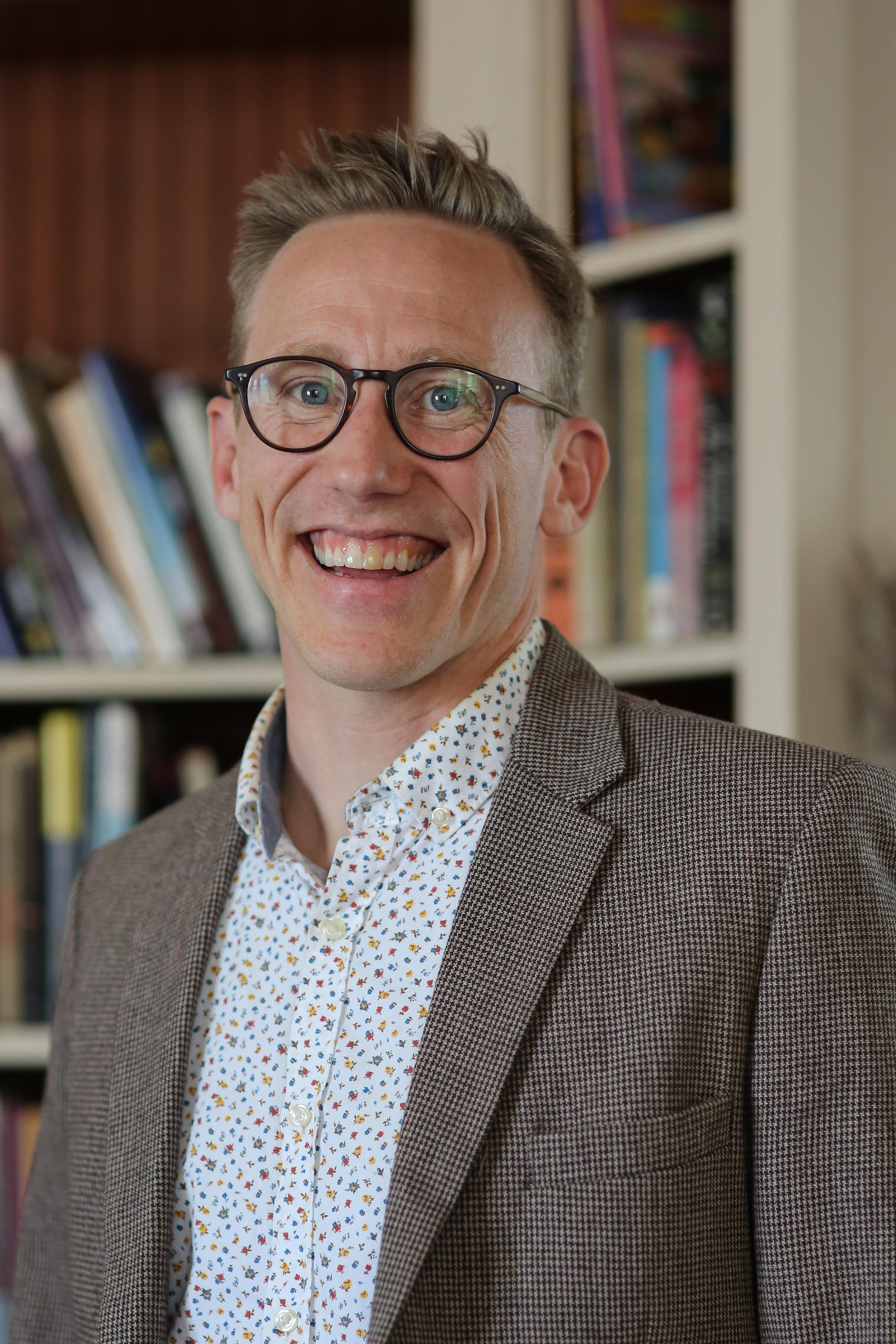 Pastor Ben Robinson